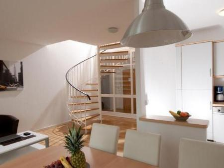 Duplex Apartment (4 Adults) Apartments am Brandenburger Tor