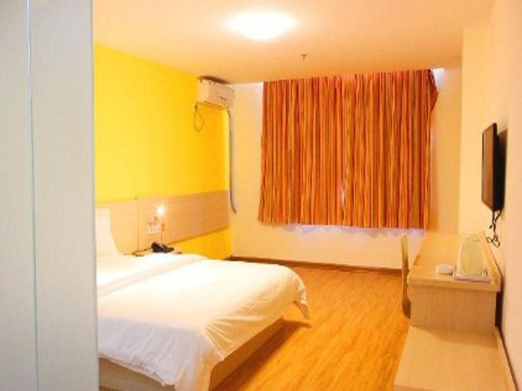 Economy - Domestic residents only 7 Days Inn Tianjin Hangu Branch