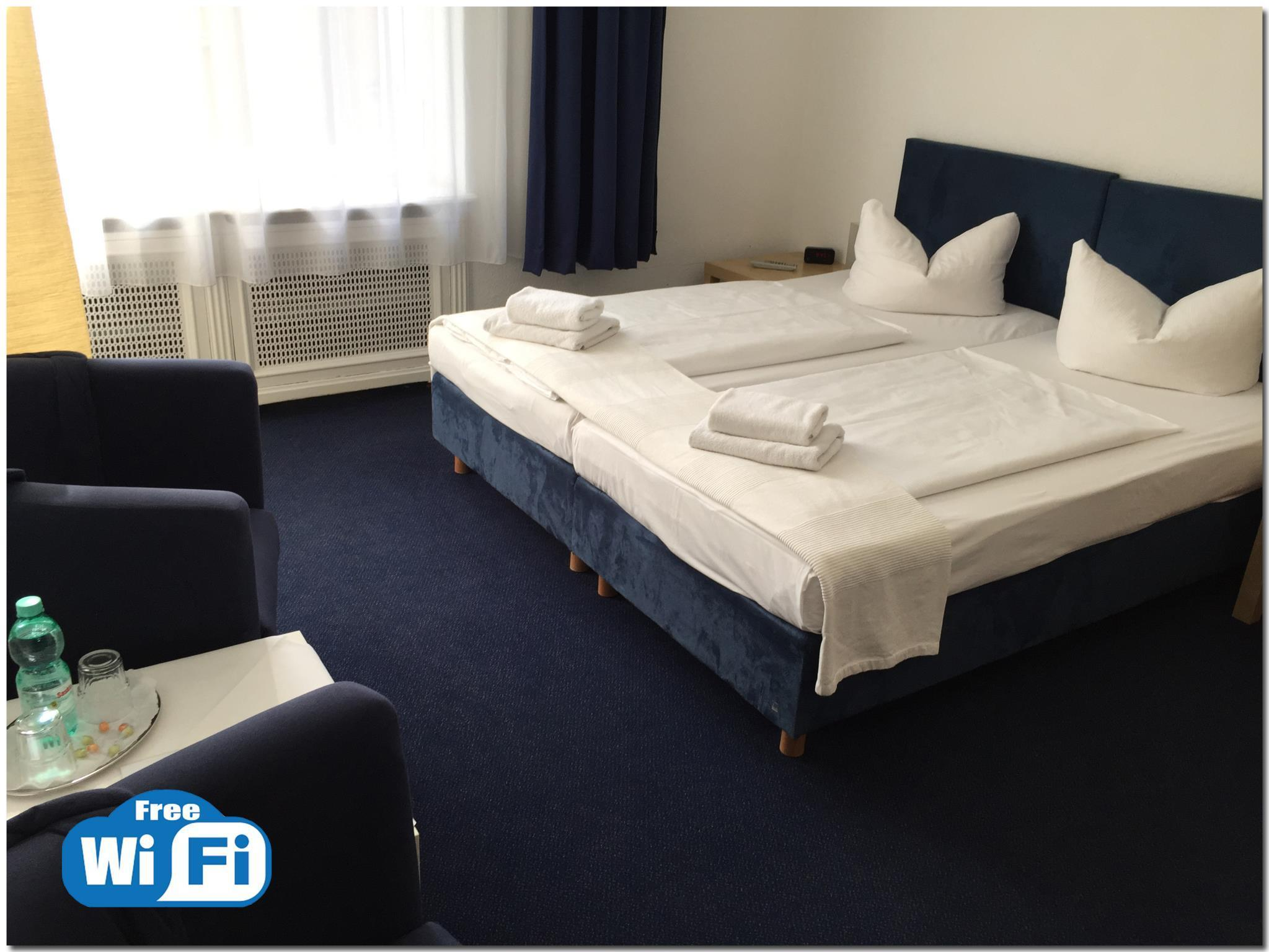 Standart Plus Çift Kişilik Oda (Double Room Standard Plus)