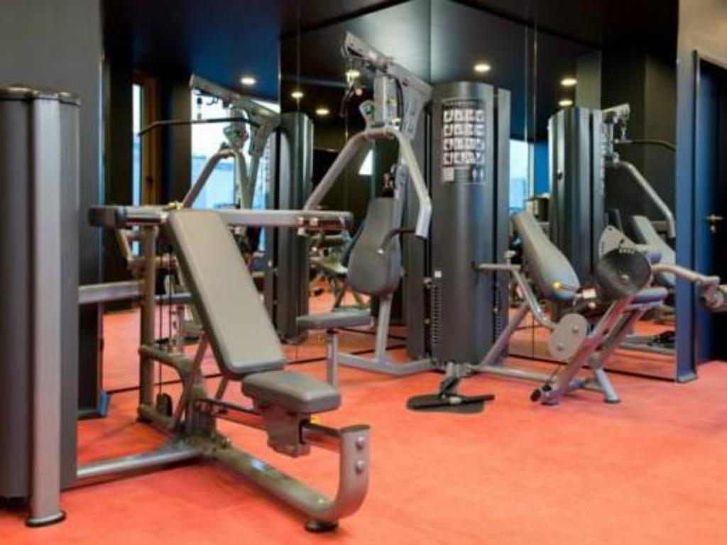 Fitness center Axel Hotel Berlin - Only Adults