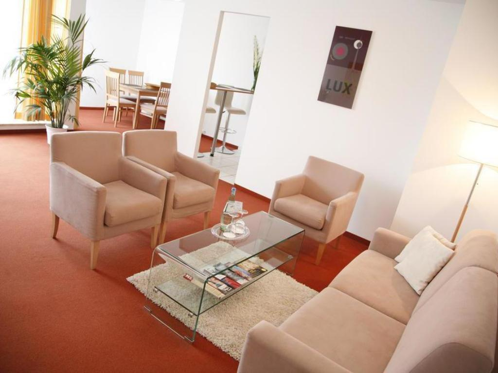Inne HSH Hotel Apartments Mitte