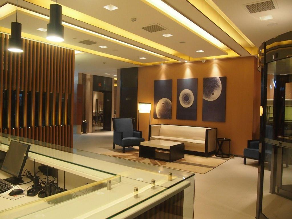 Lobby Jinjiang Inn Shanghai International Tourism and Resorts Zone Chuansha Road Subway Station Branch