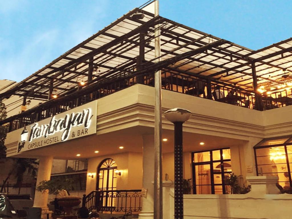 More about Tambayan Capsule Hostel & Bar