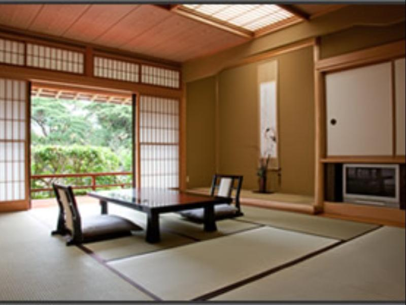 日式客房 (Private Room - Japanese Style)