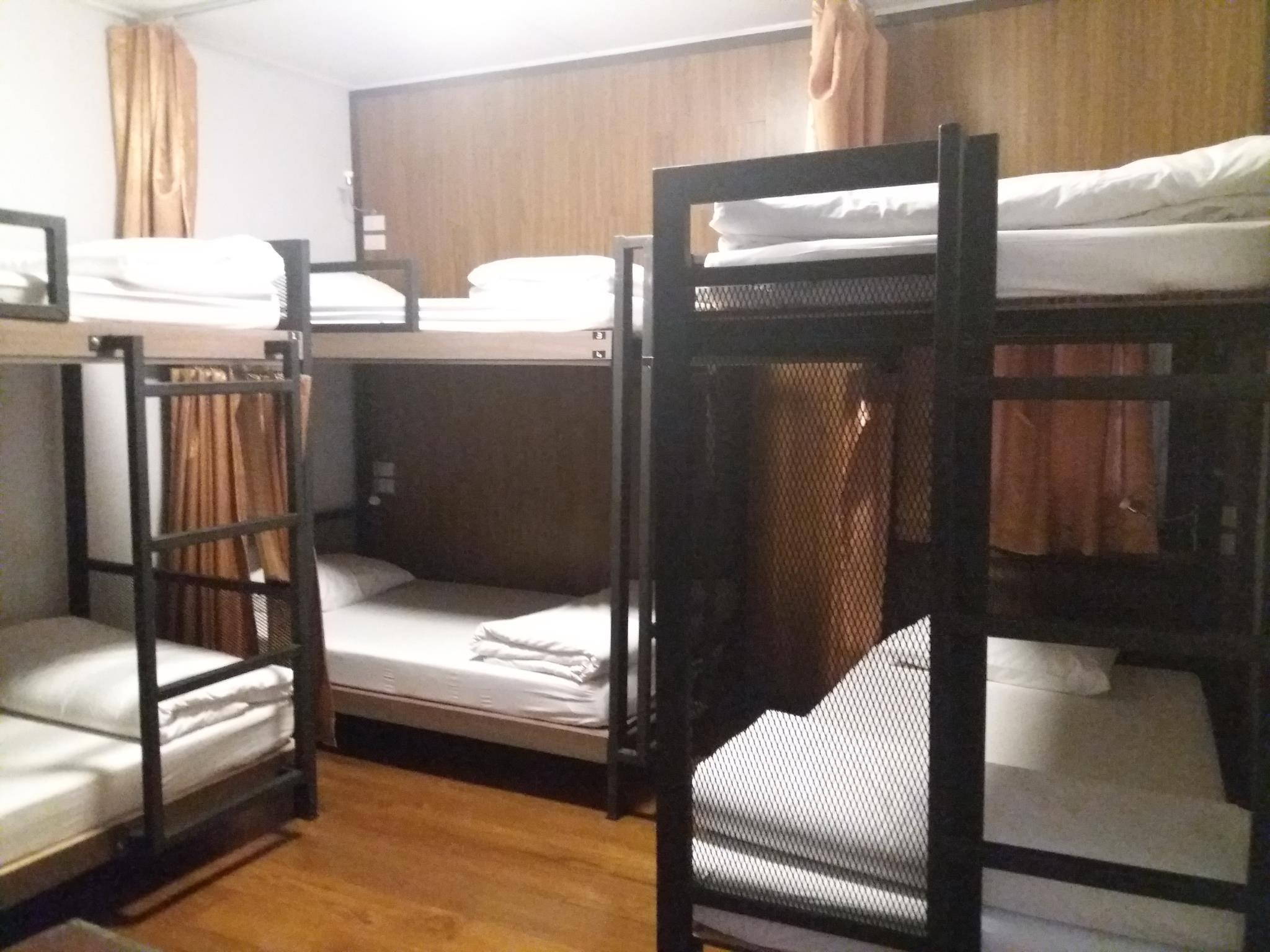 1 Person im 6-Bett-Schlafsaal – gemischt (1 Person in 6-Bed Dormitory - Mixed)