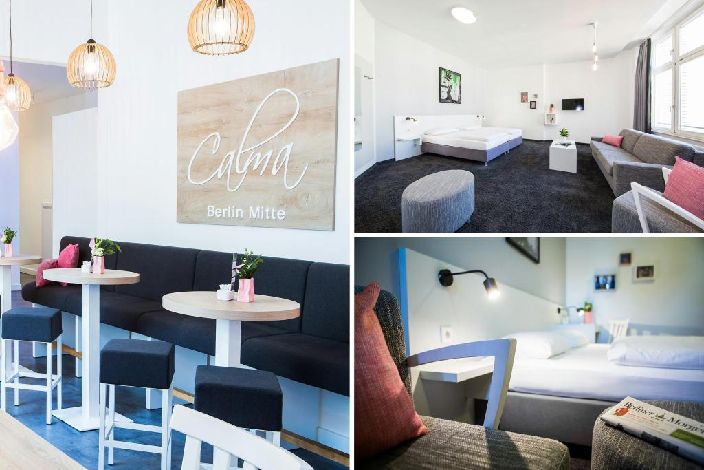 More about CALMA Berlin Mitte Hotel
