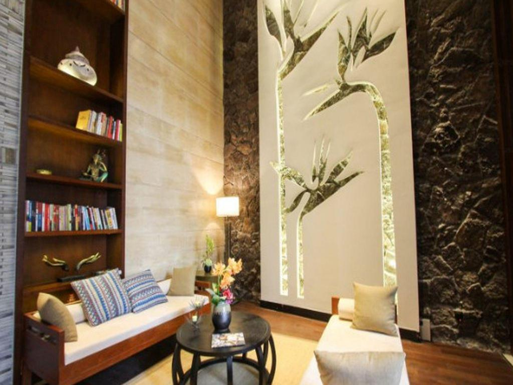 Empfangshalle SSAW Boutique Hotel Hangzhou Wildwind