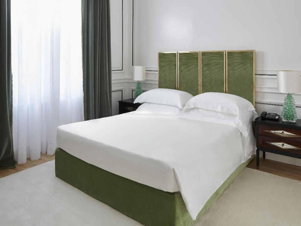 Double Deluxe - Bed Palazzo Dama