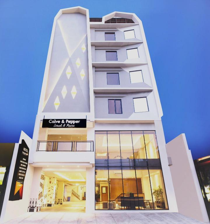 Yellow Star Gejayan Hotel In Yogyakarta Room Deals Photos Reviews