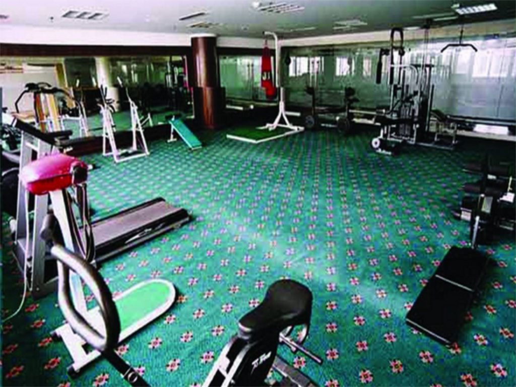 Fitness center Nanjing Huang Pu Hotel