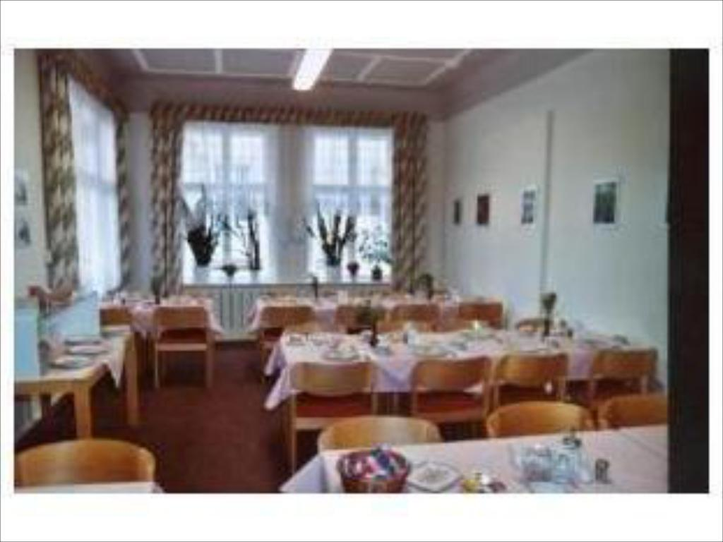 Ресторант Hotel Pension Dahlem