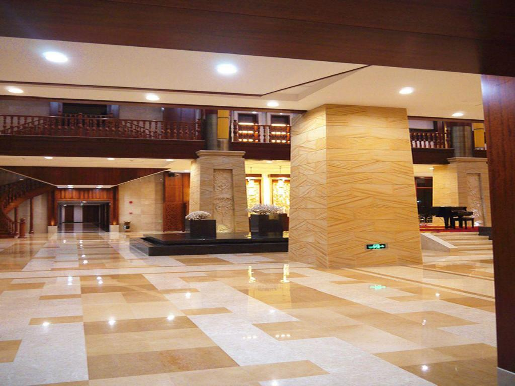Lobby JS Hotspring Resort Wanning