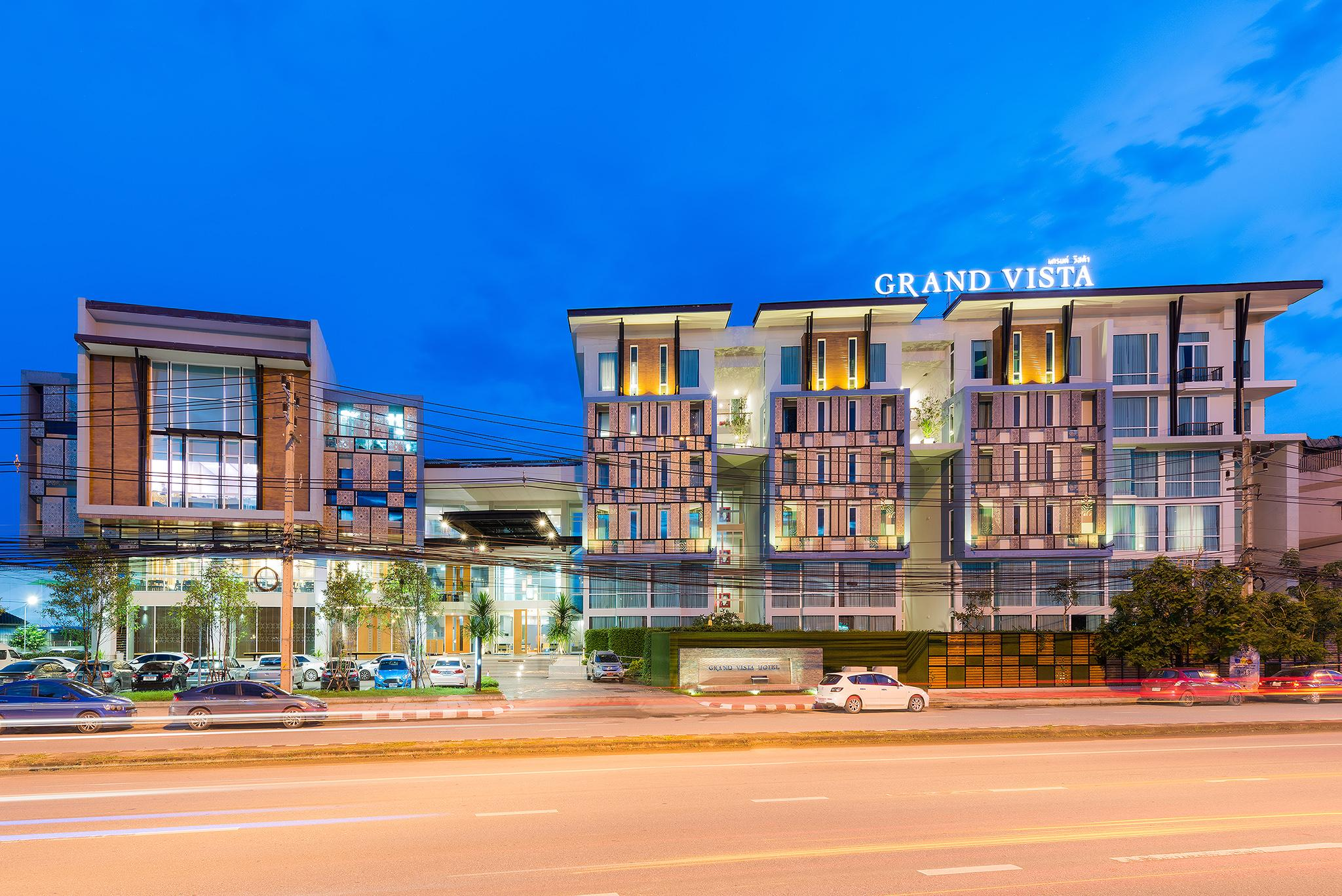 City Center Map and Hotels in City Center Area Chiang Rai