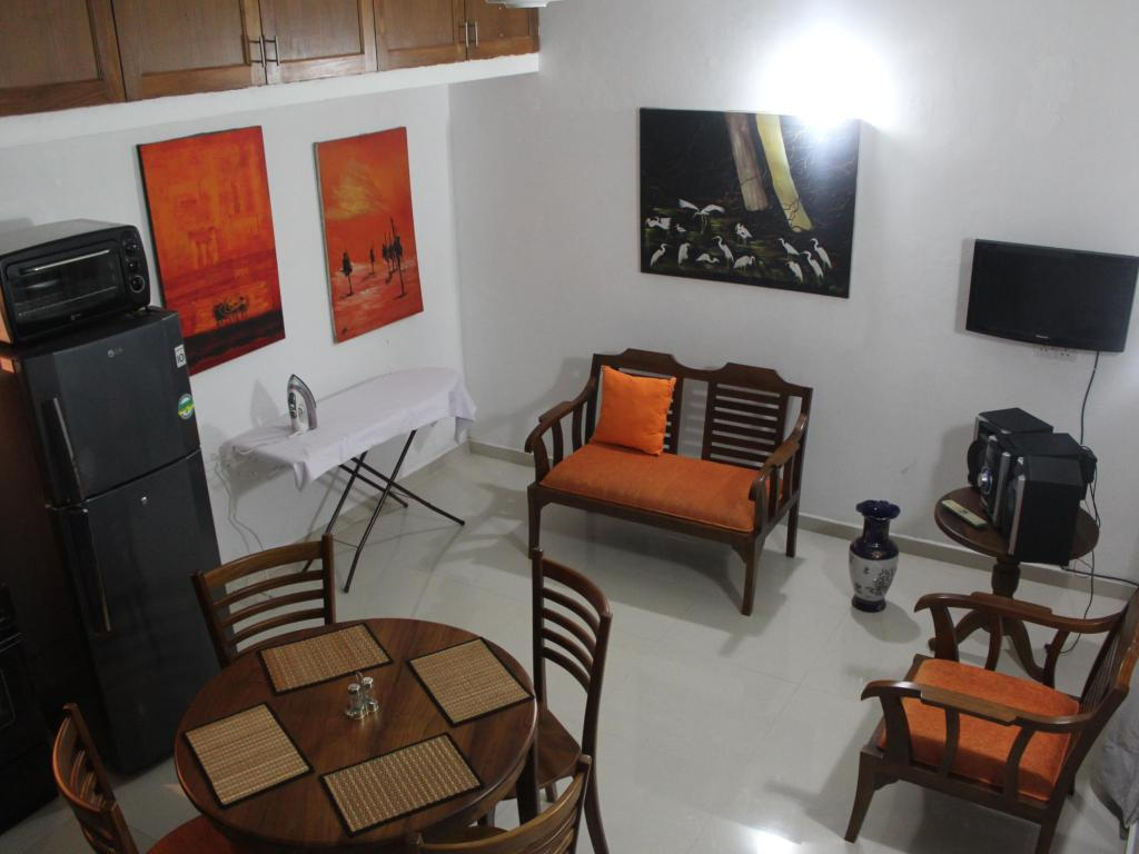 Interior view Apartment in a Villa Moratuwa