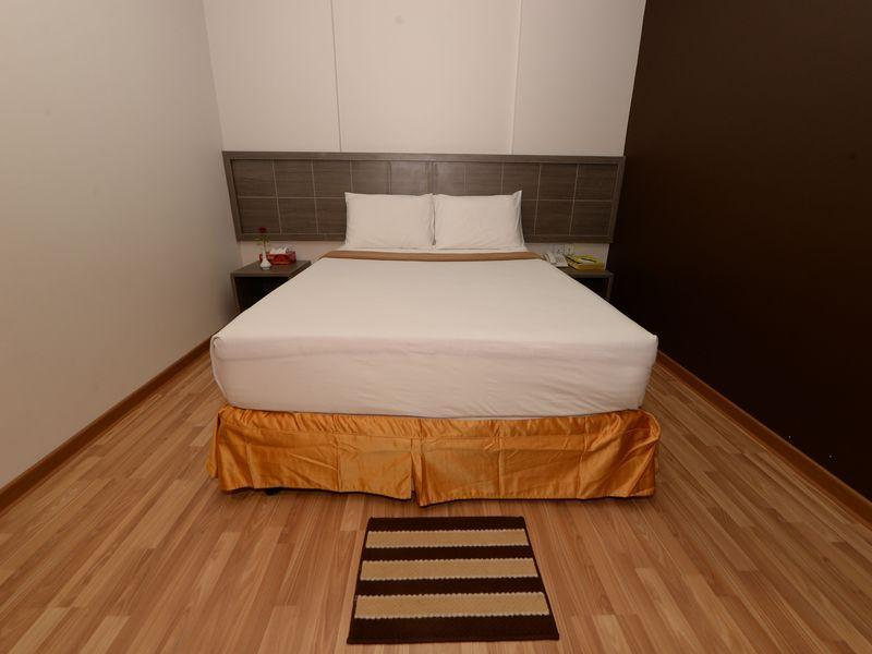 Quarto Deluxe de casal ou Twin (Deluxe Double or Twin Room)