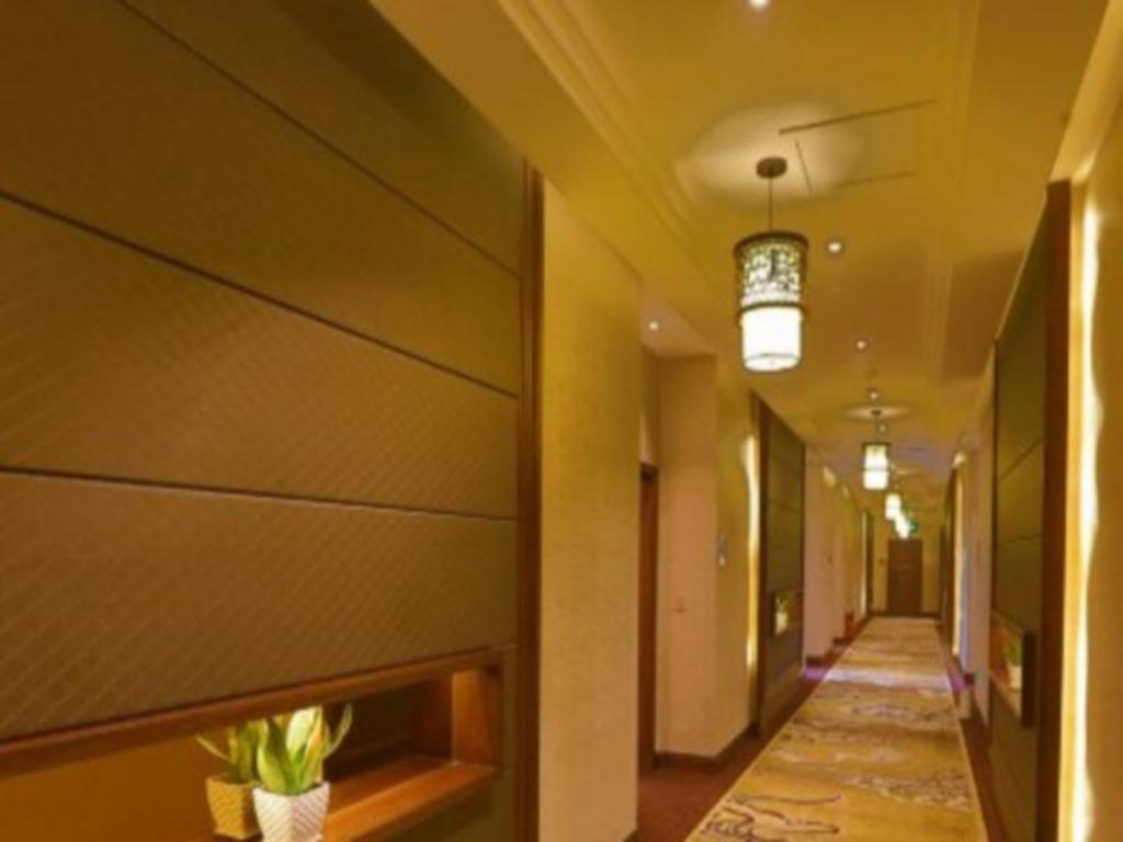 Vista interior Luoyang Ling Hang International Hotel