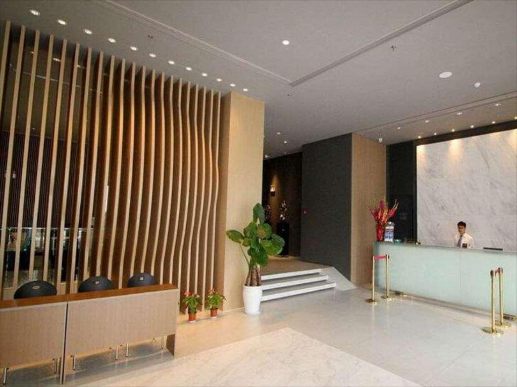 Lobby Jinjiang Inn Yantai Development Zone Wuzhishan Road Branch