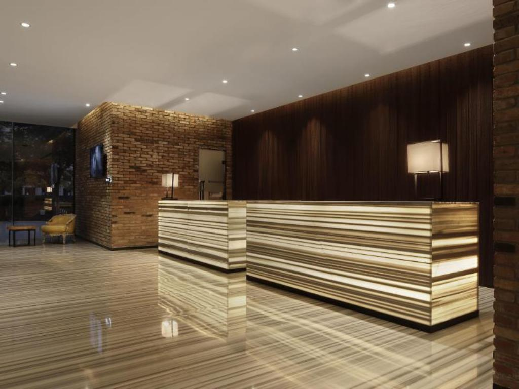 Lobby Luoyang Ease House