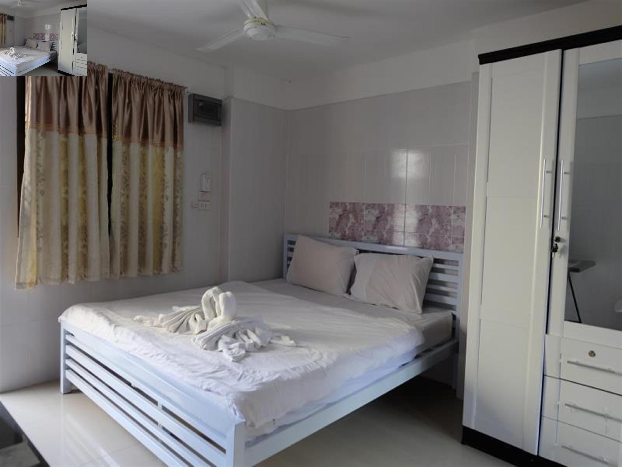das airportlink lardkrabang mansion in bangkok buchen. Black Bedroom Furniture Sets. Home Design Ideas
