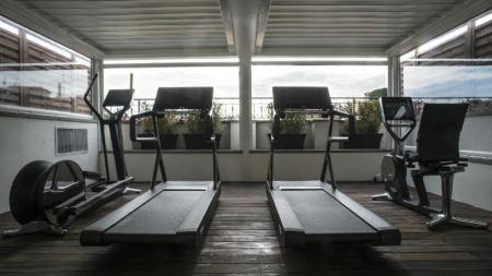 Fitness center The First Roma