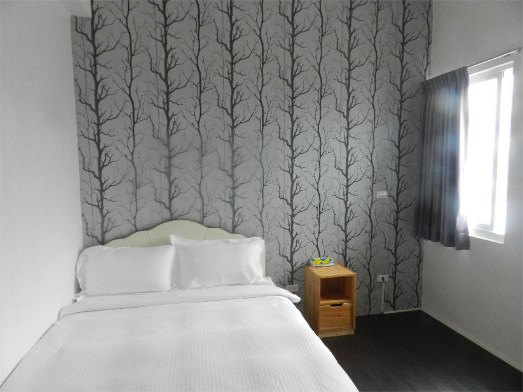 Double Room with shared bathroom room Kenting Light Blue Bed and Breakfast