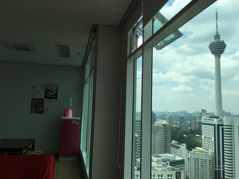 Apartment, City View