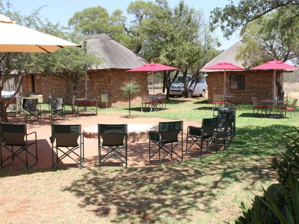 Instalaciones Thikwalo Lodge (Tshikwalo Game Lodge)