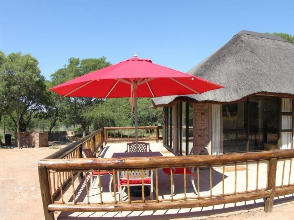 Chalet familiar - Villa/Bungalow Thikwalo Lodge (Tshikwalo Game Lodge)