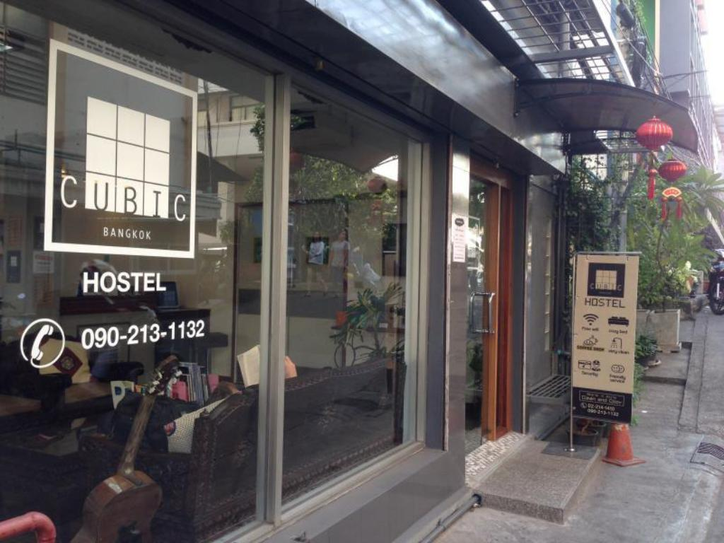 More about Cubic Bangkok Hostel