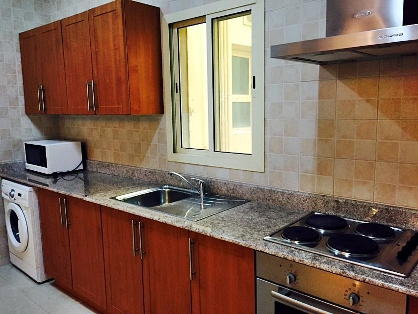2 베드룸 아파트 (Two Bedroom Apartment )
