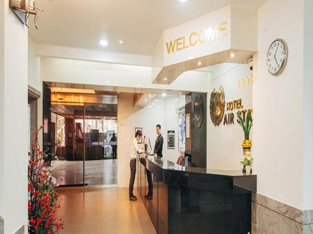 Лоби Incheon Airport Hotel Airstay