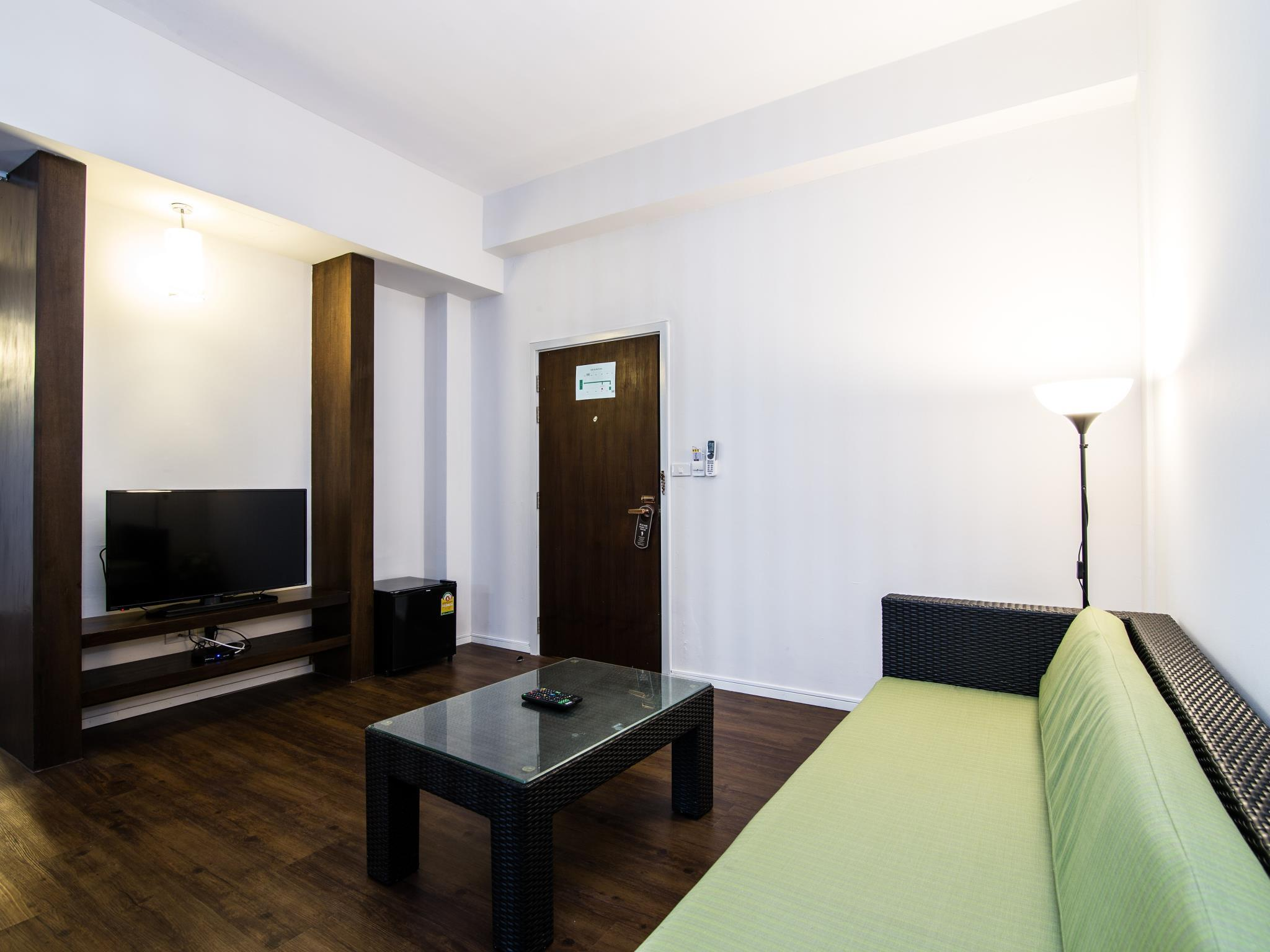 Suite com 1 Quarto (One Bedroom Suite )