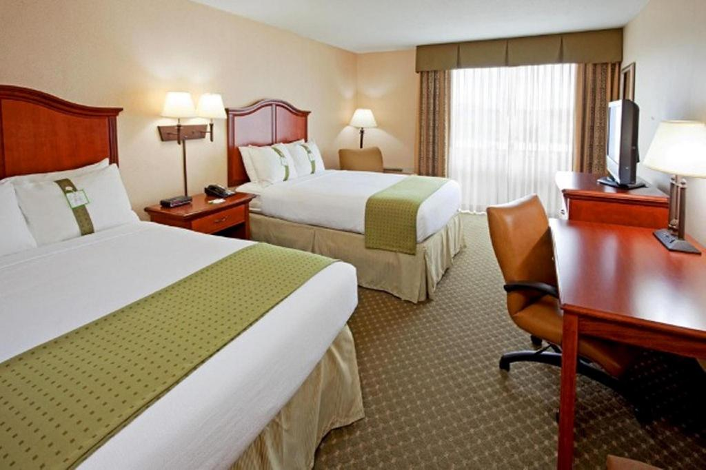 2 Bed Other Non-Smoking - Habitación Holiday Inn Chicago North-Evanston