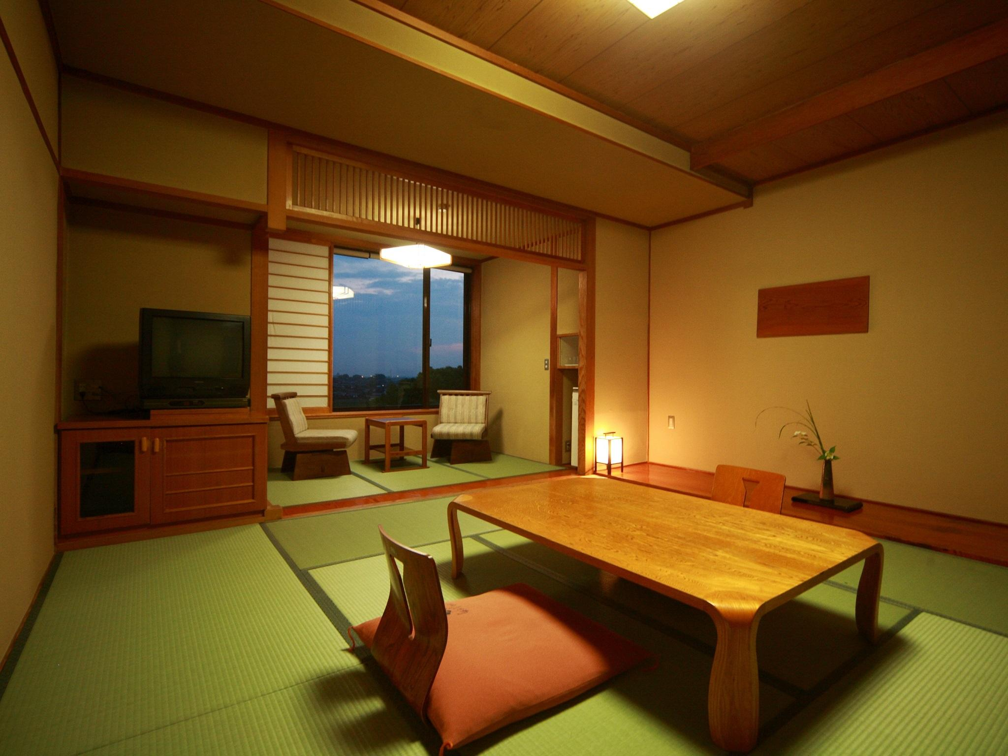 Camera in Stile Giapponese per 3 Persone (Japanese Room ( 3 person ))