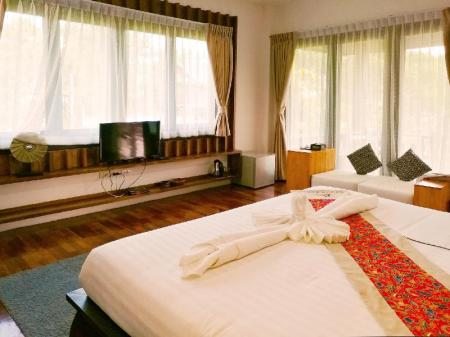 Deluxe Double Bed With Balcony - Bed Pai Yododo Resort