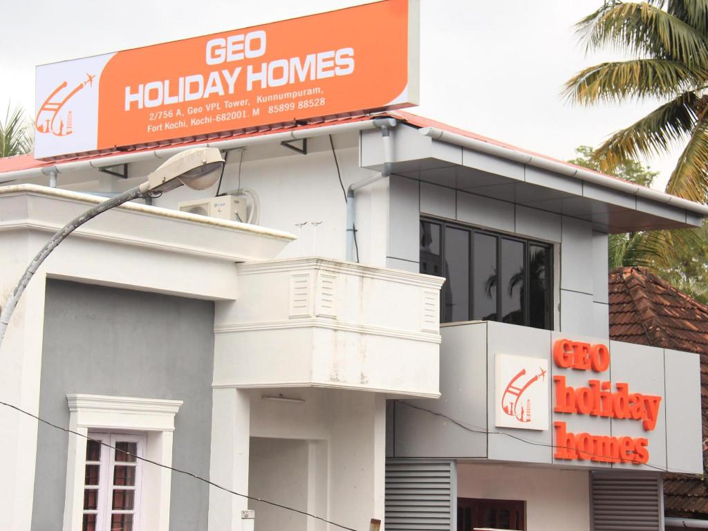 Geo Holiday Home Fort Kochi