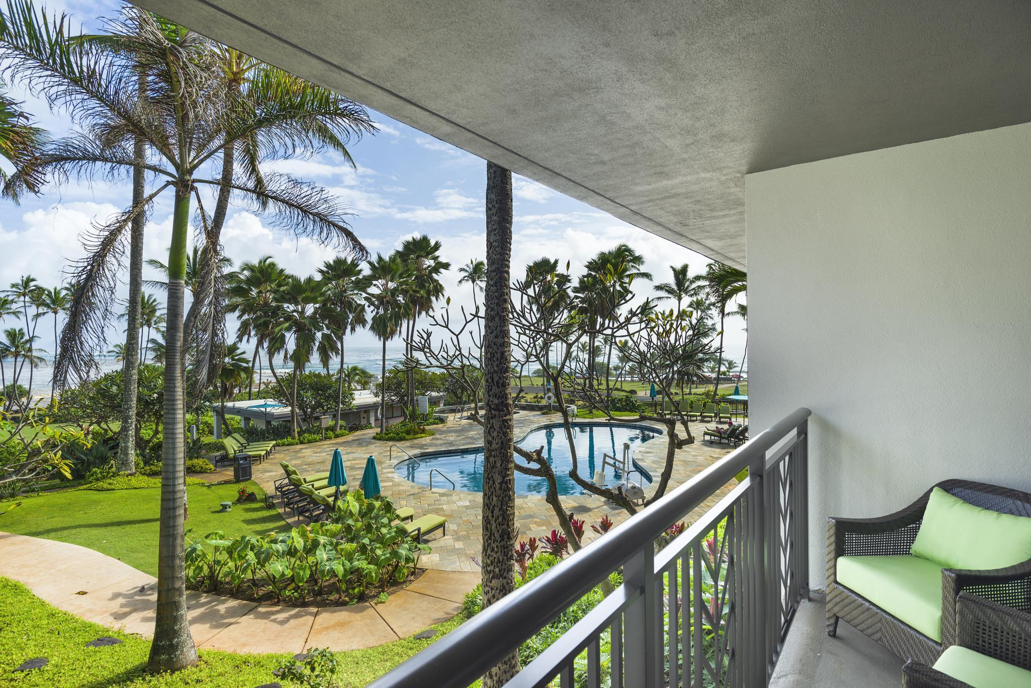 1 King Suite Ocean View