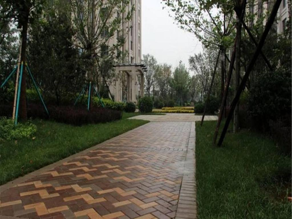 Vista exterior Beijing Lijia Boutique Apartment
