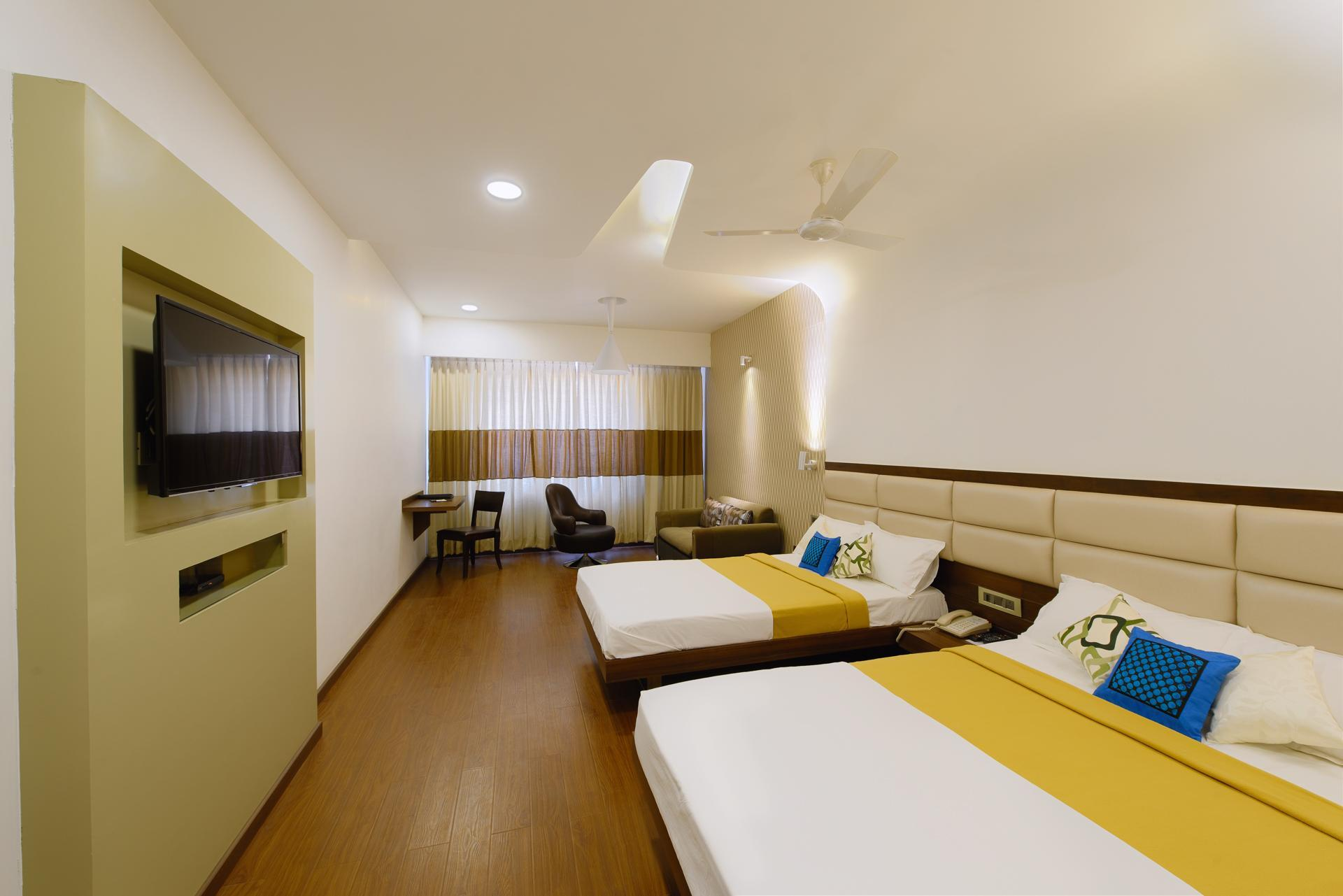 Executive Premium, Executive lounge access, Guest room