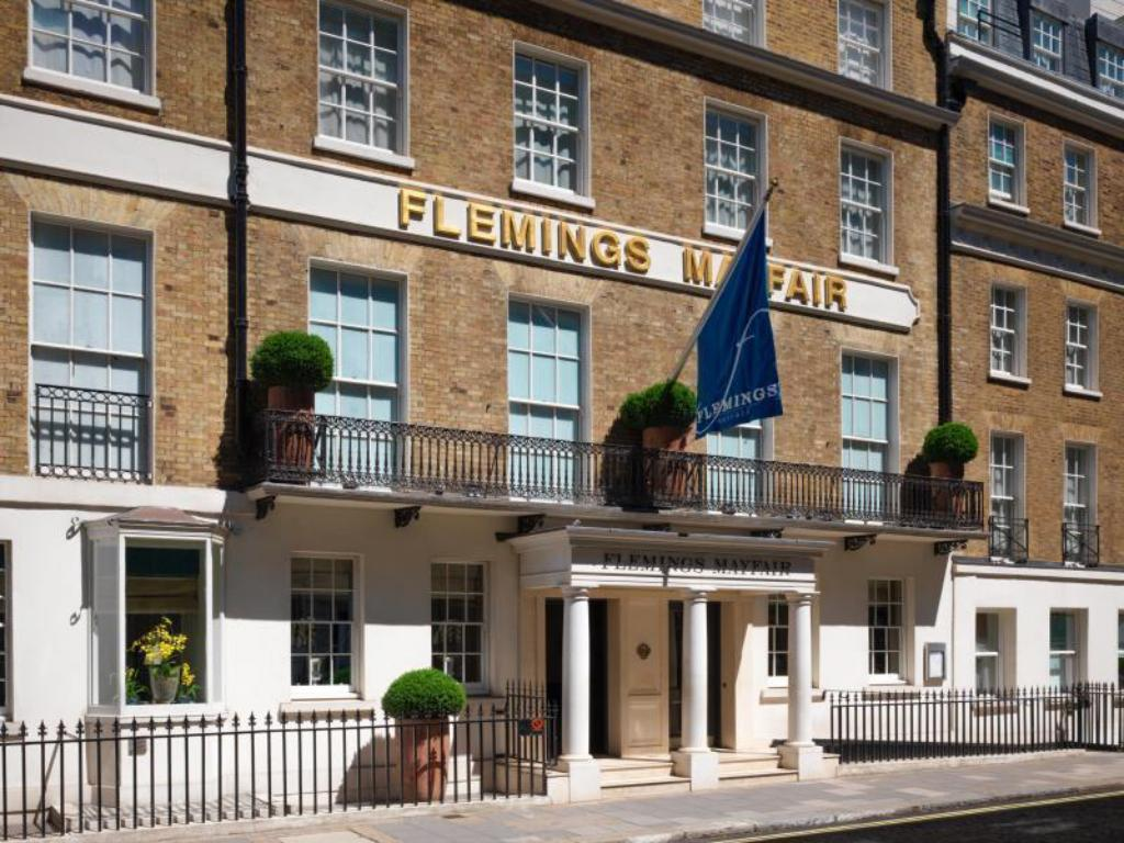 Flemings Mayfair Small Luxury Hotels Of The World