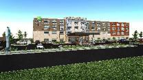 Holiday Inn Express & Suites : Charlotte Airport