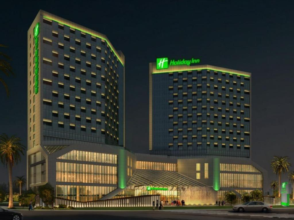 Подробнее о Holiday Inn : Haikou West Coast