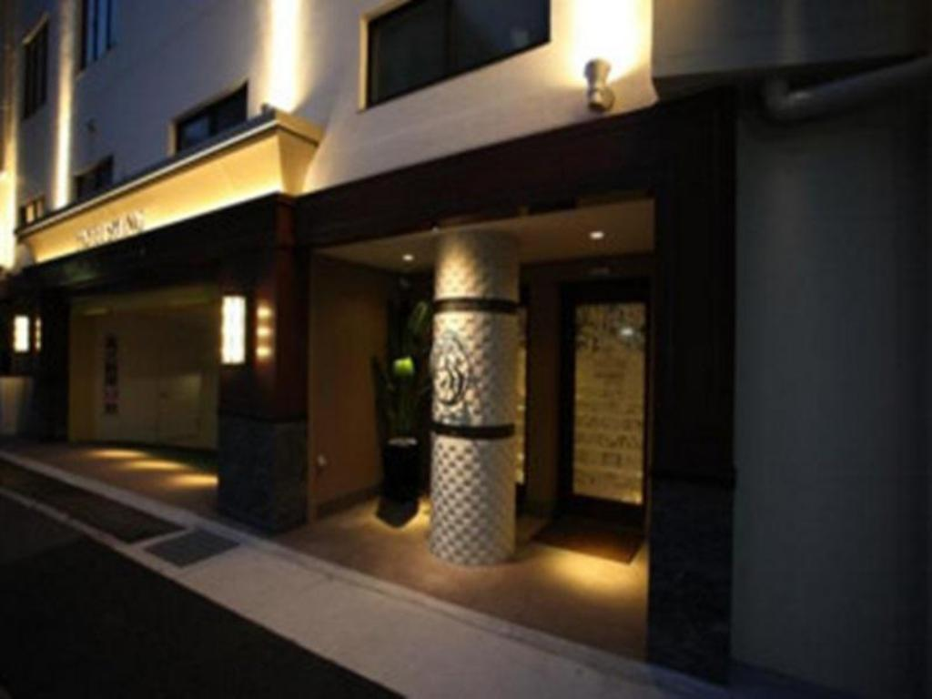 Hotellet indefra Hotel Kobe Swing (Hotel Kobe Swing - Adult Only)