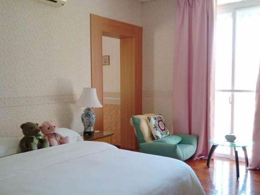 Deluxe de casal Paradise Hour Hotel (Paradise Hour Bed and Breakfast)