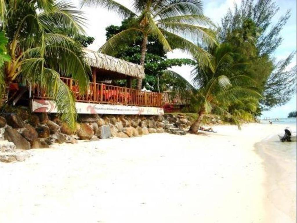 Fare Vaimoana Bungalows Hauru Moorea Island Room Deals