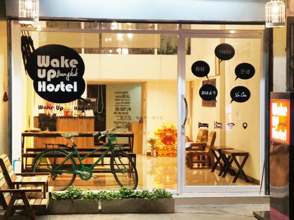 Wake Up Hostel Bangkok in Thailand - Room Deals, Photos