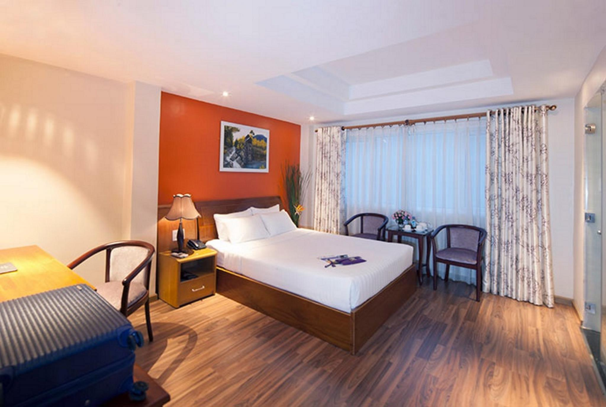 Deluxe cao cấp giường đôi hoặc 2 giường (Premium Deluxe Double or Twin)