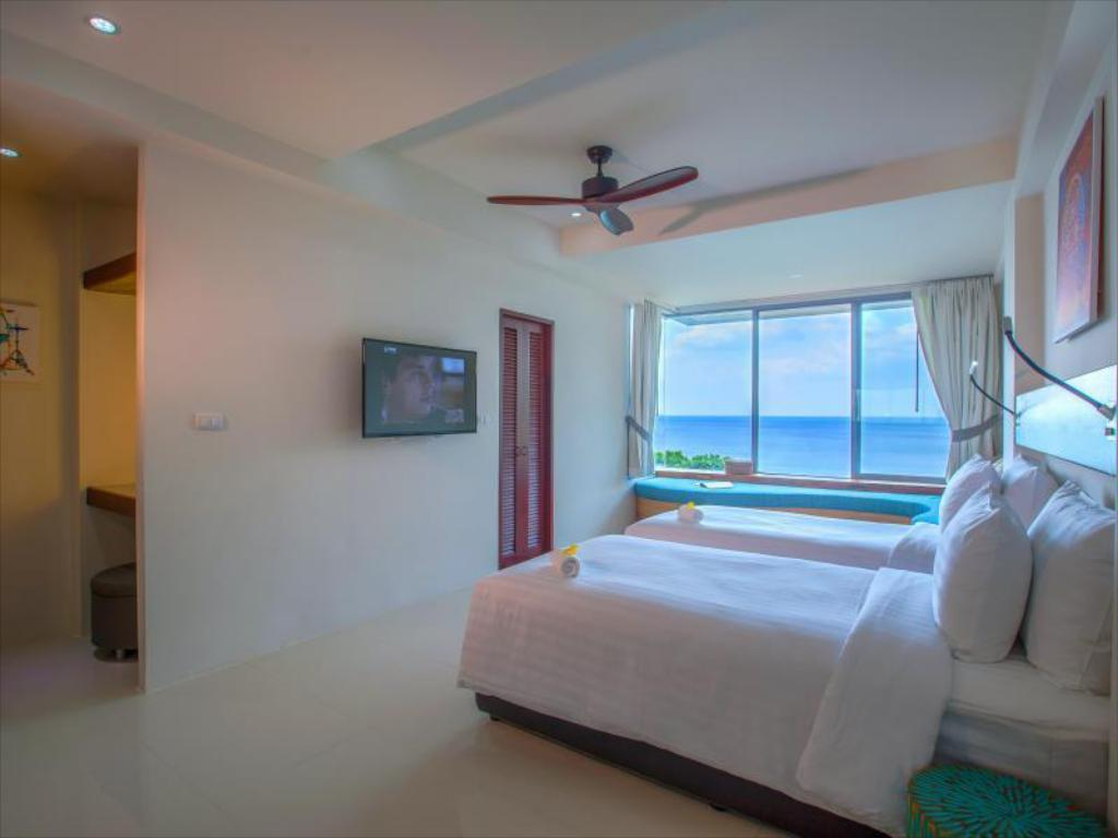 Superior-huone - Huone Surin Beach Resort
