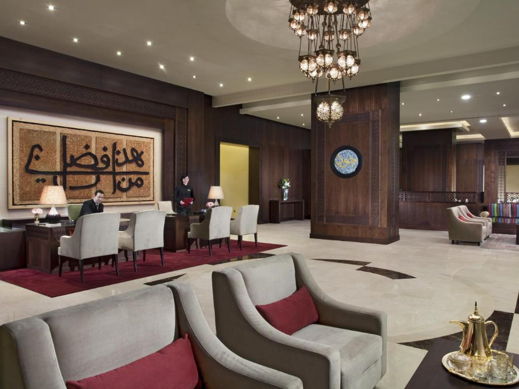 Lobby Hyatt Residences Doha West Bay