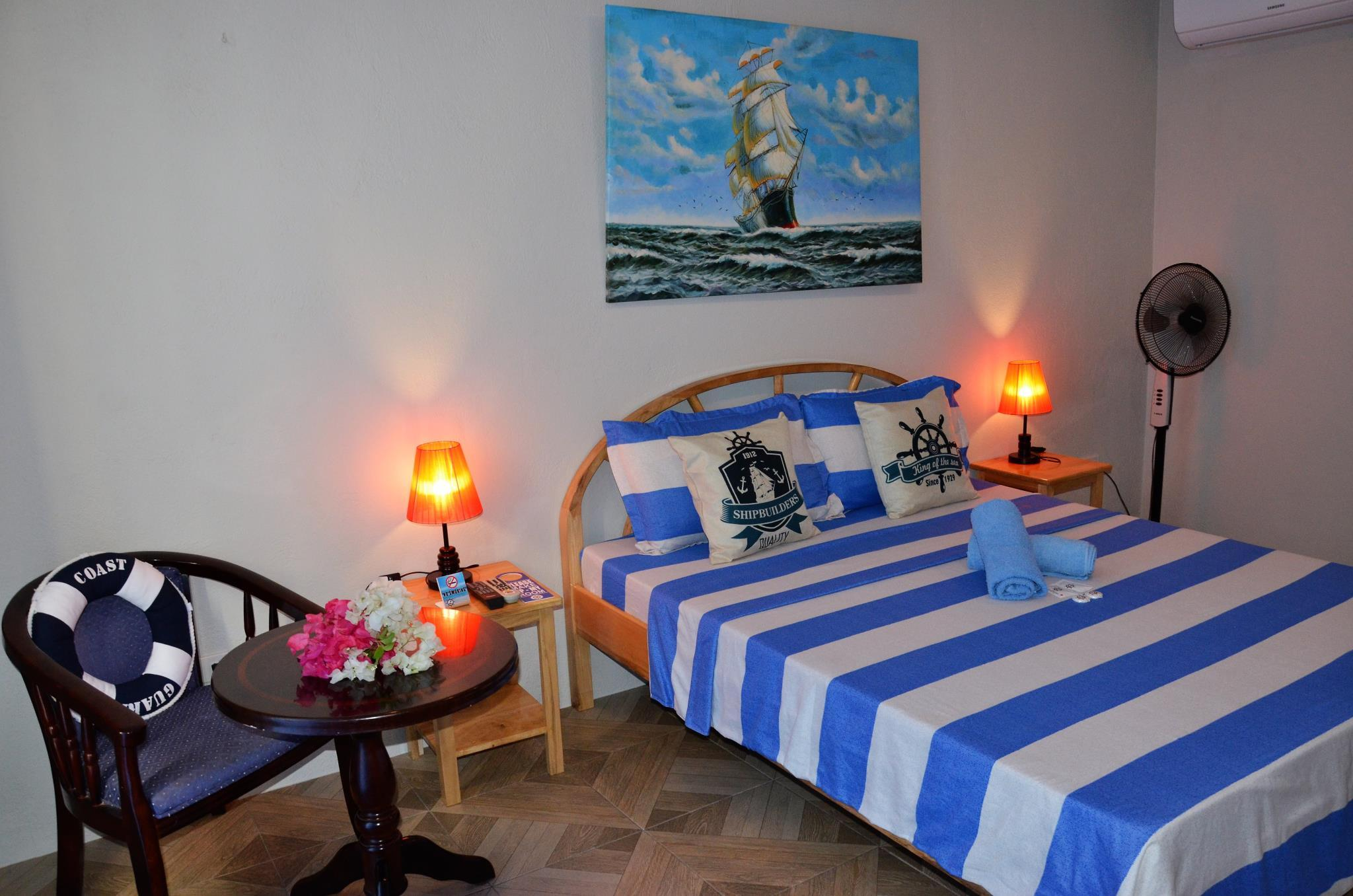 Quarto Duplo ou Twin Econômico (Budget Double or Twin Room)